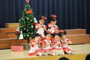 太平洋組(舞踊) Christmas Fantasy